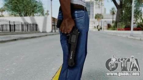GTA 5 Heavy Revolver - Misterix 4 Weapons para GTA San Andreas tercera pantalla