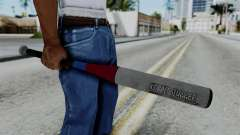 No More Room in Hell - Baseball Bat para GTA San Andreas