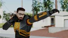 Gordon Freeman Skin para GTA San Andreas