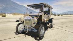 Ford T 1910 Passenger Open Touring Car