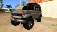 Toyota Machito 4X4 para GTA San Andreas