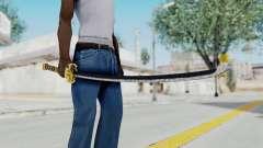 Samurai Sword v1 para GTA San Andreas
