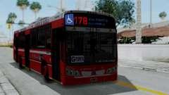 Todo Bus Pompeya II Agrale MT15 Linea 178 para GTA San Andreas