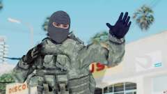 Acu Soldier 3 para GTA San Andreas