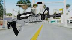 GTA 5 Bullpup Rifle - Misterix 4 Weapons para GTA San Andreas