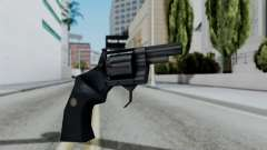 Vice City Beta Shorter Colt Python para GTA San Andreas