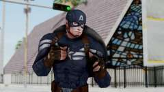 Marvel Future Fight - Captain America para GTA San Andreas