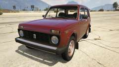 VAZ-2121 Lada Niva para GTA 5