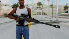 GTA 5 Heavy Sniper (M82 Barret) para GTA San Andreas
