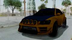 GTA 5 Karin Sultan RS Rally PJ para GTA San Andreas