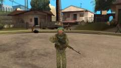 Ejército ruso Skin Pack