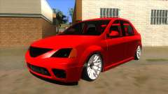 Dacia Logan sedan para GTA San Andreas