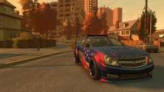 Albany Police Stinger para GTA 4