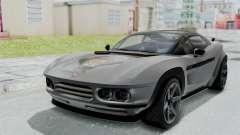 GTA 5 Coil Brawler Coupe IVF para GTA San Andreas
