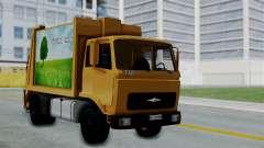 FAP Đubretarski Truck para GTA San Andreas