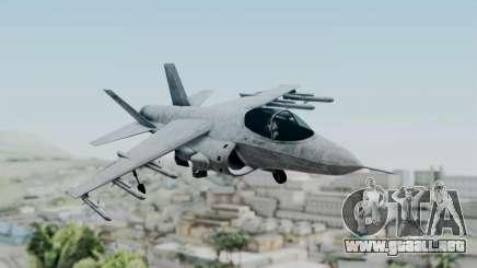 Mammoth Hydra v2 para GTA San Andreas