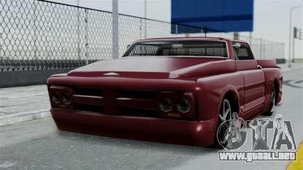 Slamvan Milt-Lorry para GTA San Andreas