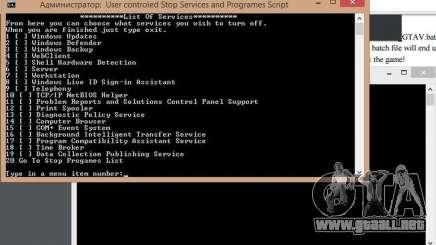 FPS Booster 1.2.1 para GTA 5