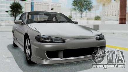 Nissan Silvia S15 Spec-R 2000 para GTA San Andreas