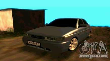 VAZ 2110 v. 2.0 para GTA San Andreas