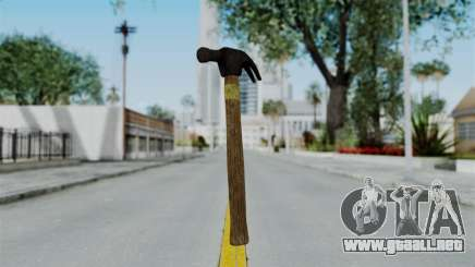 GTA 5 Hammer para GTA San Andreas