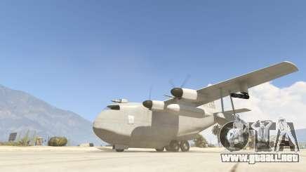 Amphibious Plane para GTA 5