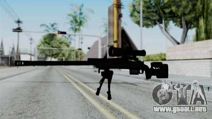 TAC-300 Sniper Rifle para GTA San Andreas