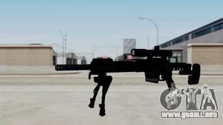 McMillan CS5 para GTA San Andreas