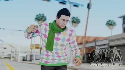 GTA Online Skin (DaniRep) para GTA San Andreas