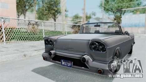 GTA 5 Declasse Tornado No Bobbles and Plaque IVF para la visión correcta GTA San Andreas