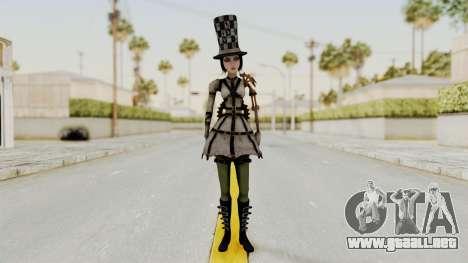 Alice LBL Hattress Returns para GTA San Andreas segunda pantalla