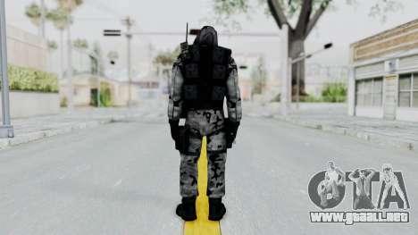 Hodeed SAS 7 para GTA San Andreas tercera pantalla