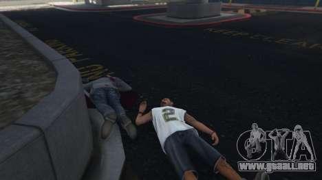GTA 5 More crime mod 1.1a tercera captura de pantalla