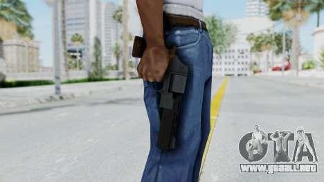 Mateba para GTA San Andreas