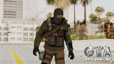 CoD AW KVA LMG para GTA San Andreas