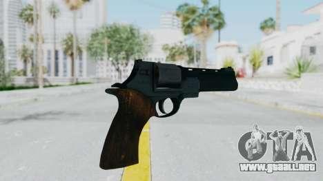 Mateba para GTA San Andreas tercera pantalla