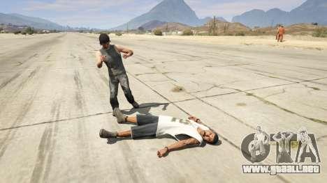 GTA 5 More crime mod 1.1a segunda captura de pantalla