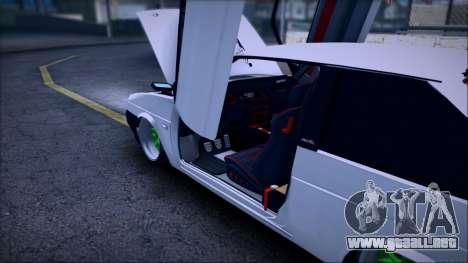 VAZ 2108 Lambo para la visión correcta GTA San Andreas