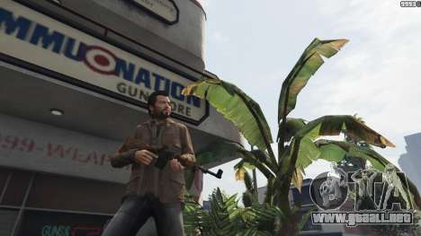 GTA 5 Bioshock Infinite - Carbine Rifle
