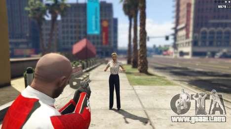 GTA 5 Low Life Crime 1.1b tercera captura de pantalla