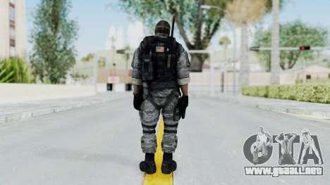 Battery Online Soldier 4 v1 para GTA San Andreas tercera pantalla