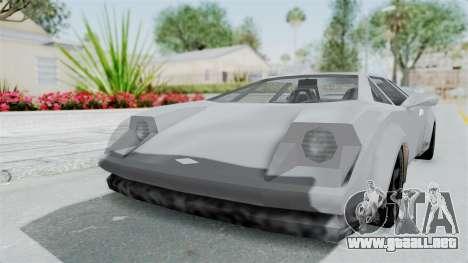GTA Vice City - Infernus para GTA San Andreas