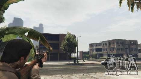 GTA 5 Bioshock Infinite - Carbine Rifle segunda captura de pantalla