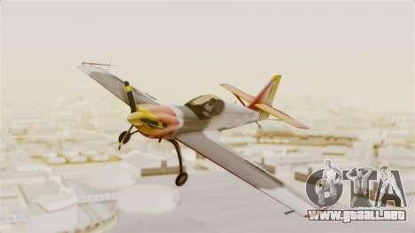 Zlin Z-50 LS v5 para GTA San Andreas