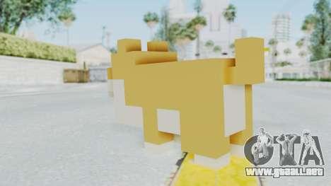 Crossy Road - Doge para GTA San Andreas tercera pantalla