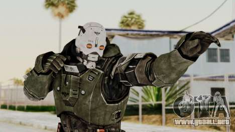 F.E.A.R. 2 - Replica Heavy Soldier para GTA San Andreas