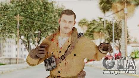 Black Ops 3 - Tank Dempsey para GTA San Andreas