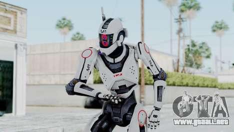 Mass Effect 2 Loki para GTA San Andreas