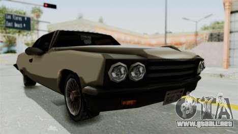 Lobo Custom para la visión correcta GTA San Andreas