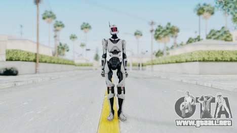 Mass Effect 2 Loki para GTA San Andreas segunda pantalla